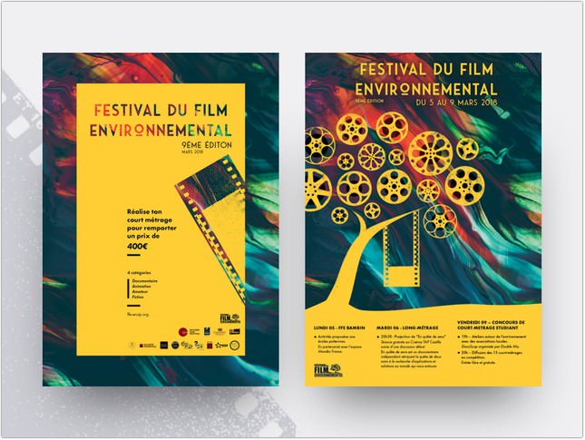 Film Festival Posters, 2018 Edition