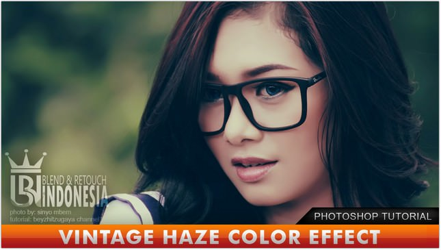 Hanze Vintage Color Photoshop