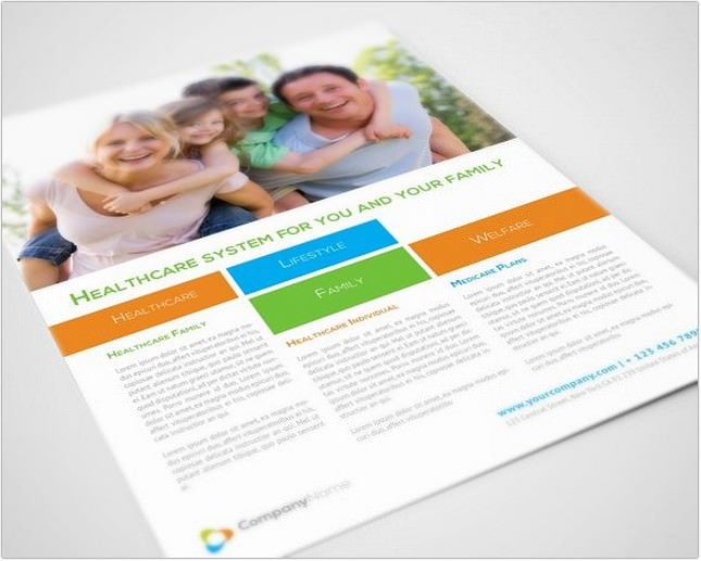 HealthCare Data Sheet Template