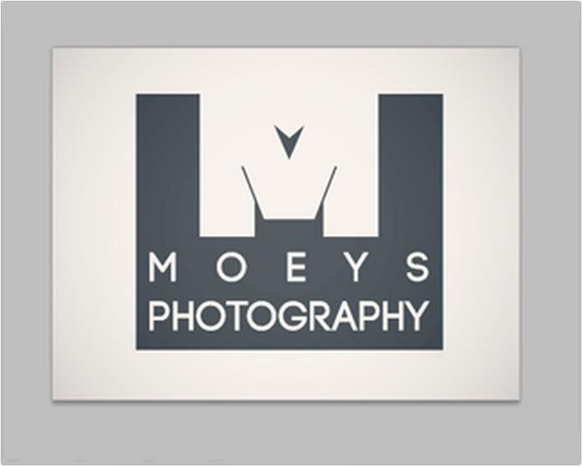 Moeys Photography Logo Redesign V.5