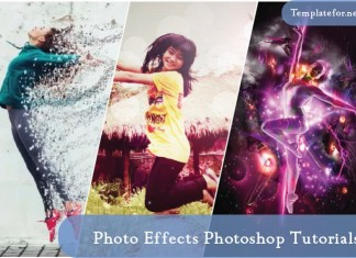 Photo Effects Photoshop Tutorial
