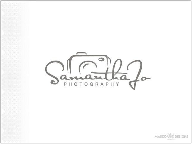 Samantha Jo Photography Logo