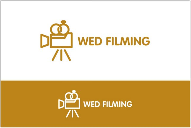 Wed Filming - Wedding Documentation Logo