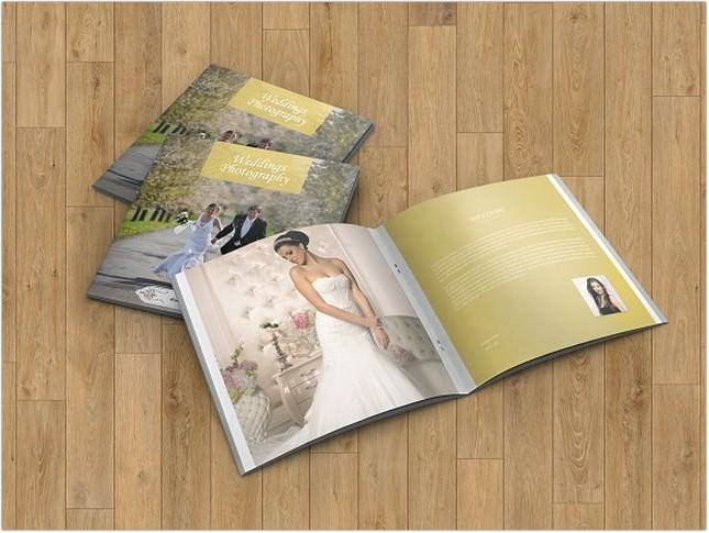 Wedding Photography Brochure-V166