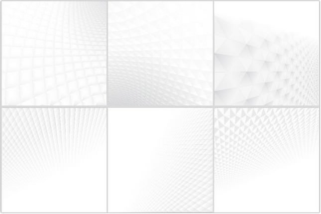 White Abstract Backgrounds # 2
