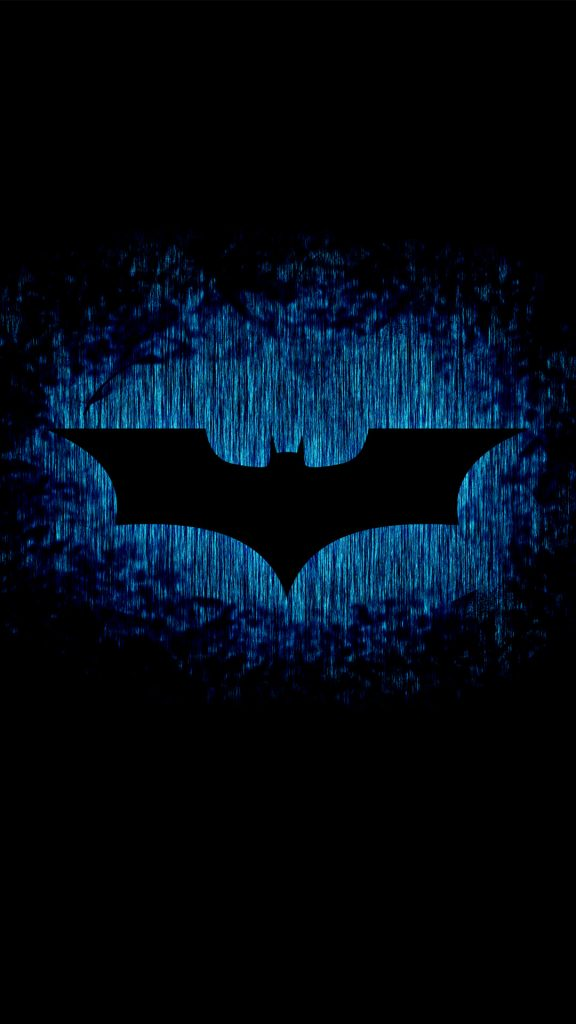 1080 × 1920 iphone batman Logo