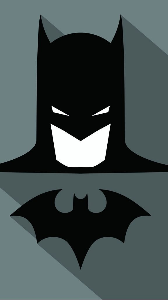 1080 × 1920 Creative iphone batman wallpaper