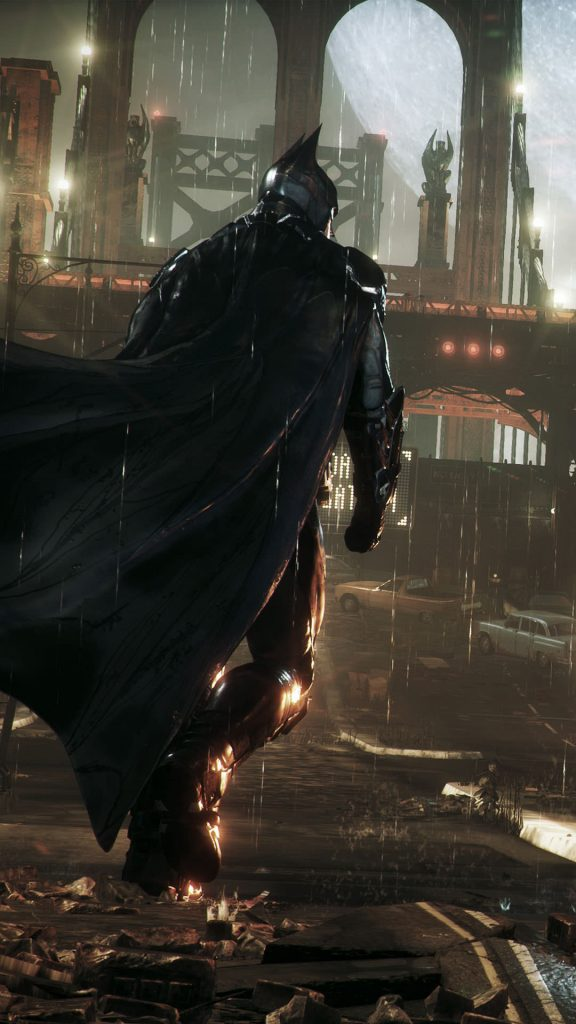 1080 × 1920 Batman After Fight iphone HD wallpapers