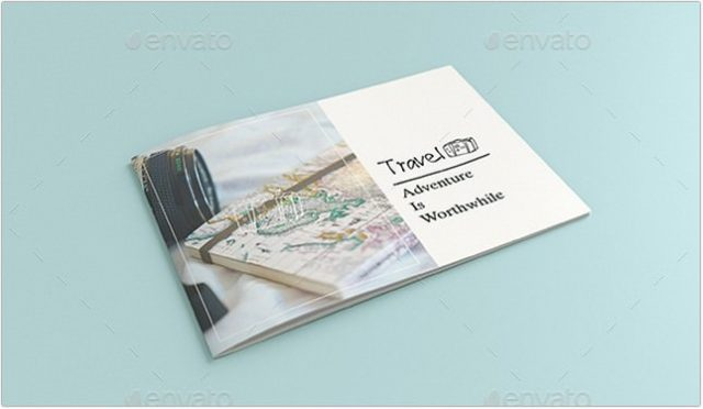 A5 Travel Brochure