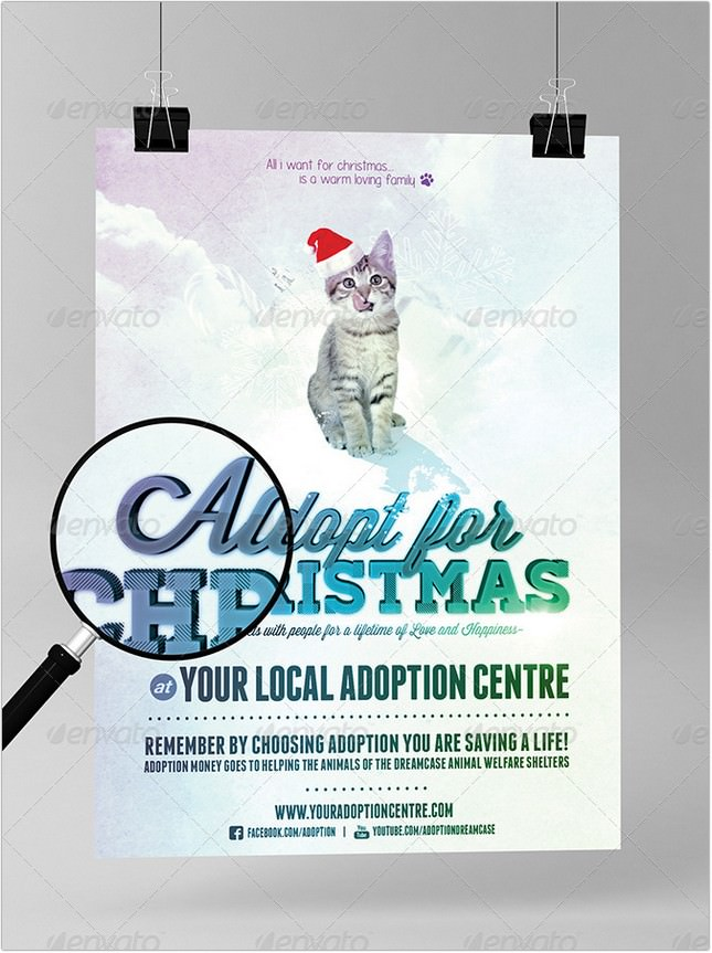 Cats Dogs Adopt for Christmas