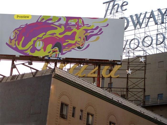 Billboard Banner Mock-Up