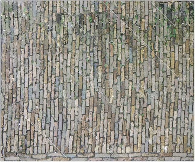 Bricks Medieval Floor texture