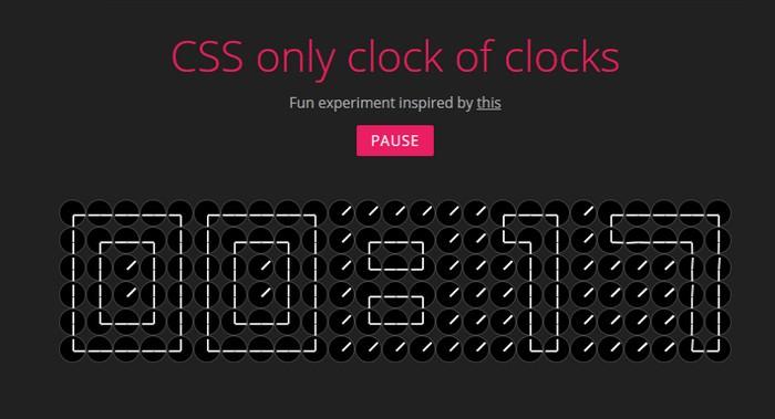 Clock of clocks