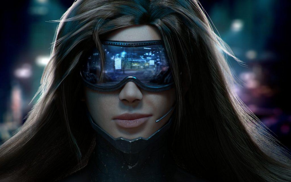 hd Cyberpunk 1440 × 900
