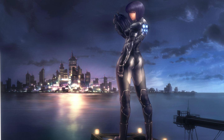 40 cool cyberpunk wallpaper for your desktop templatefor - Wallpaper for computer anime ...