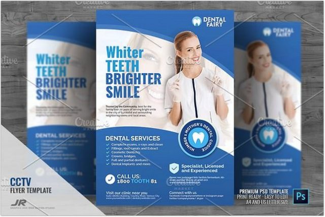 23 creative clinic flyer templates designs psd ai format