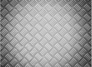 Diamond Steel Plate Textures