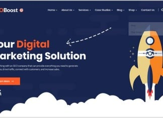 Digital Marketing HTML Template