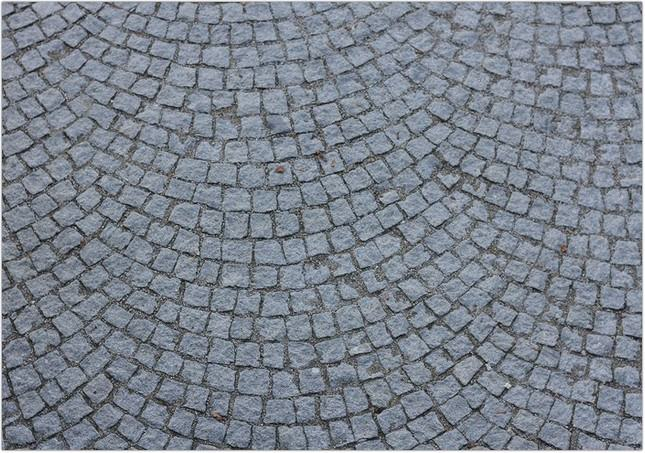 Fanned Cobble Stone Textures