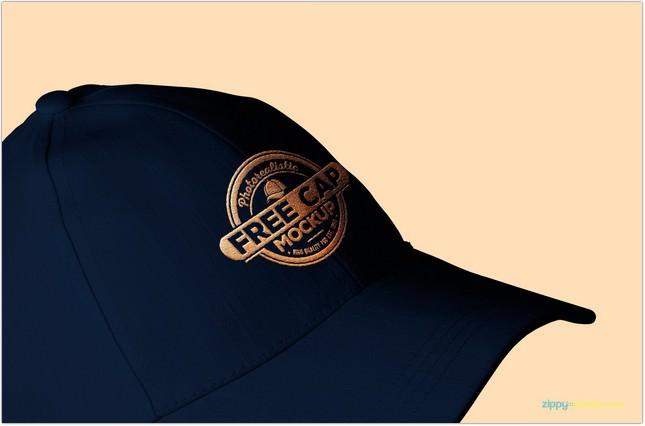 Baseball Cap Mockup free