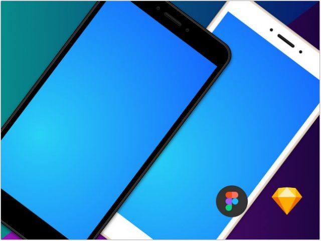 Free Xiaomi Mockup template