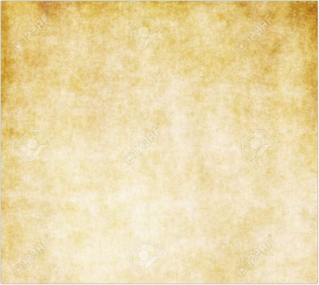 Great Old Parchment Paper Texture