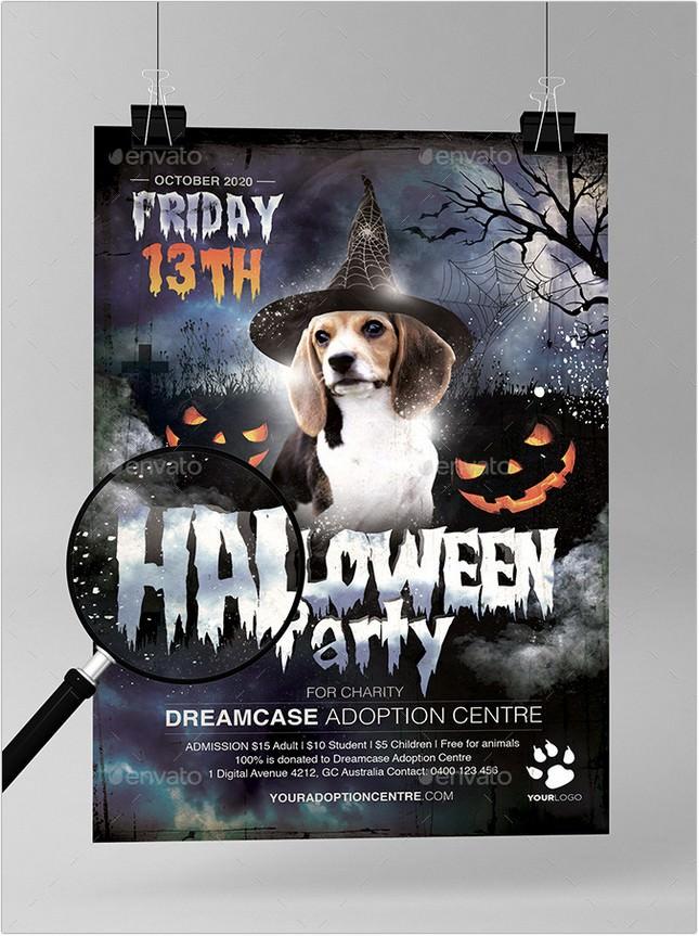 Halloween Party Animal Charity Adoption
