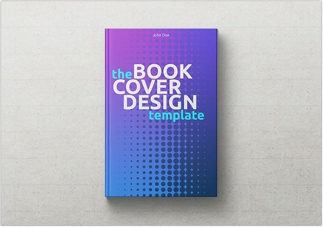 Hardback Book Mockup PSD
