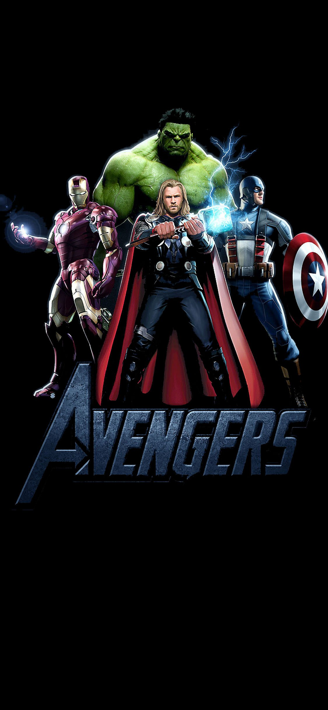 25 Best Avengers Iphone Wallpapers 2018 Templatefor
