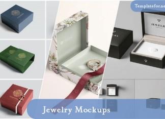 Jewelry Mockups