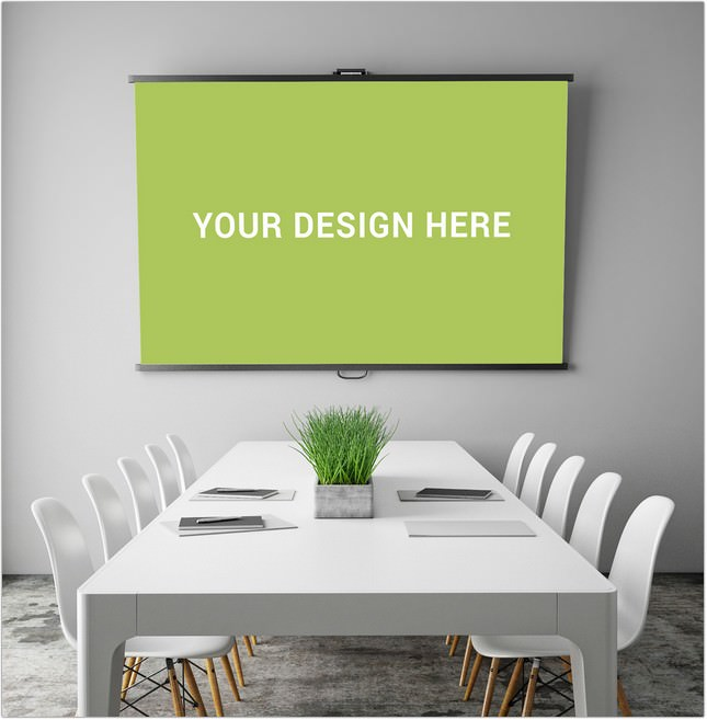 25 Best Room Mockups To Showcase Your Work Templatefor