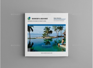 Moderna Resort Brochure