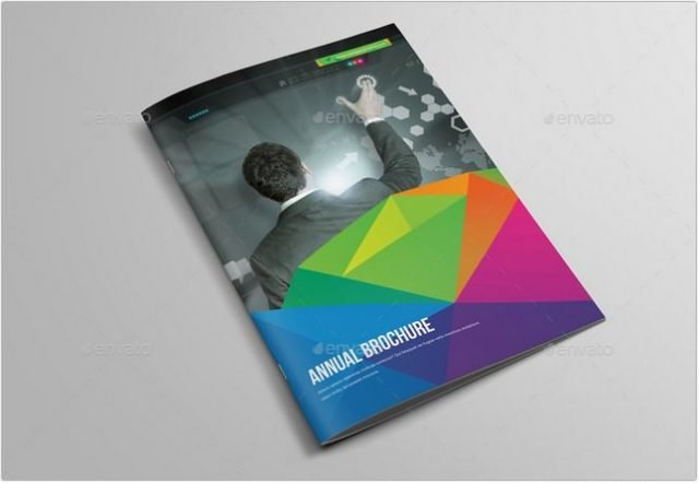 Multipurpose Abstract Brochure template