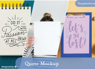 Quote Mockups