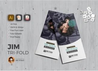 GYM Tri-Fold Brochure
