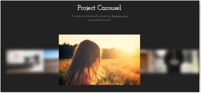16+ Best Carousels Created With CSS 2018 - Templatefor