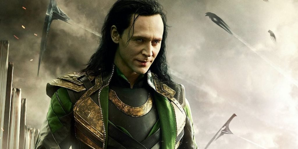 1400 × 700 Loki Thor Ragnarok HD Background