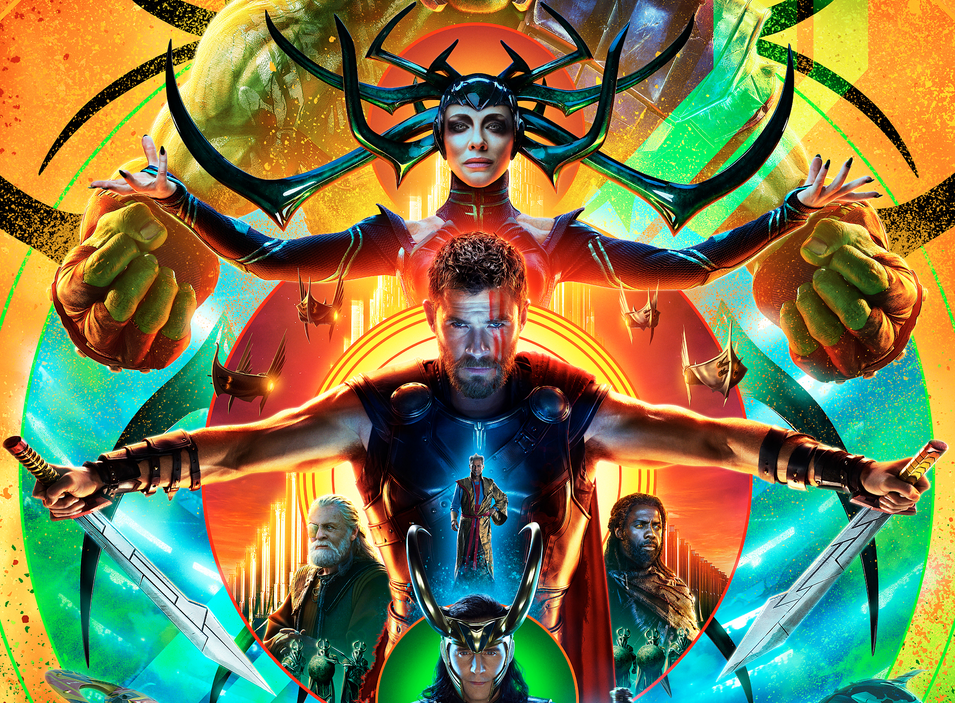 35 Best Thor Ragnarok Wallpapers For Pc And Smartphones Templatefor