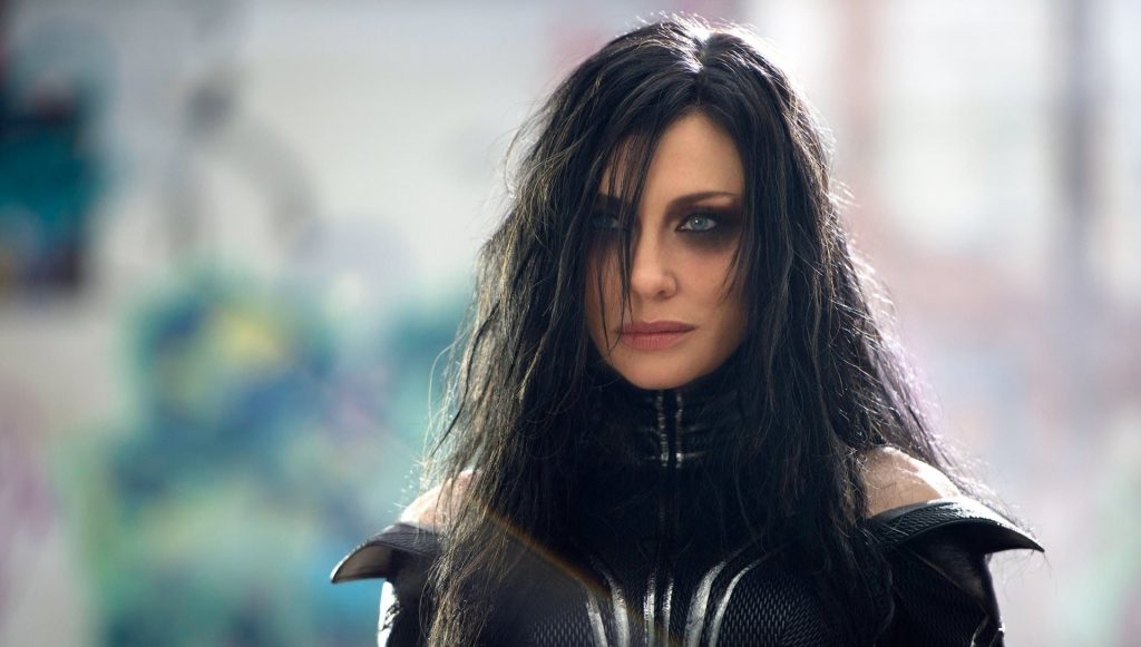 1920 × 1089 wallpaper hd Hela Thor Ragnarok