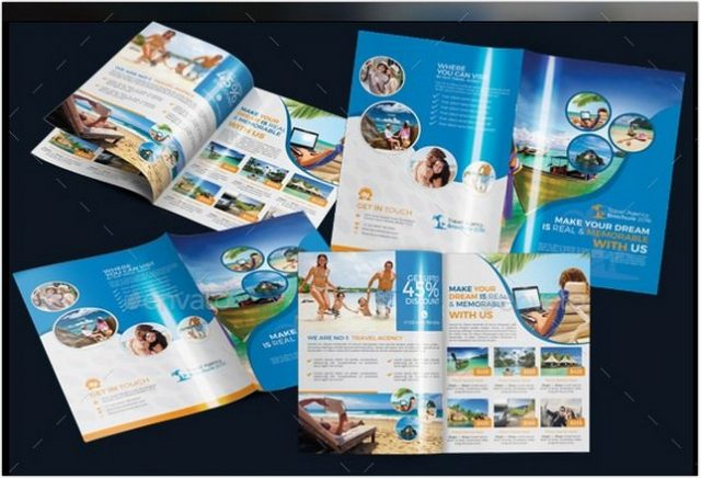Travel Agency Brochure