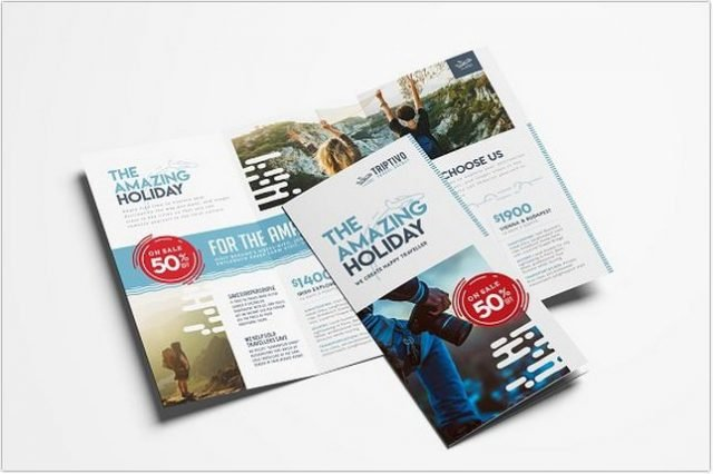 Travel Company Brochure
