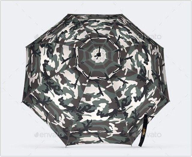 new Umbrella Mockup