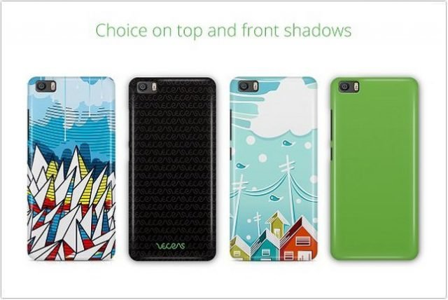 Xiaomi Mi 5 3d IMD Case psd