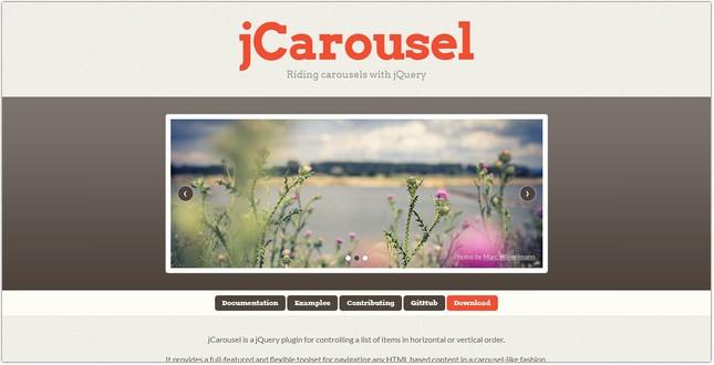 jcarousel plugin