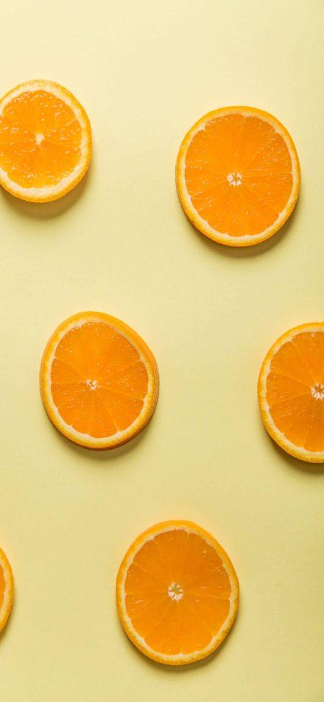 1125 × 2436 lemons iphone xs
