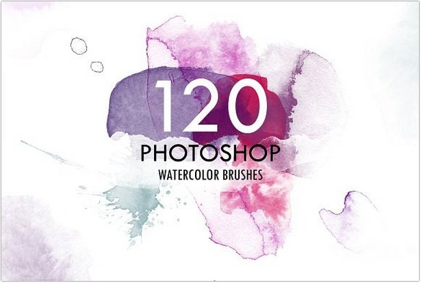 Watercolor PS Brushes