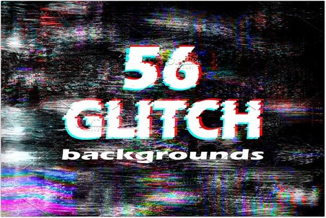 Glitch Backgrounds