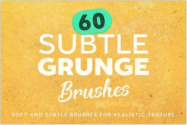Subtle Grunge Brushes