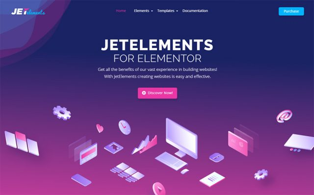 Stunning Elementor Content Addon WordPress Plugin