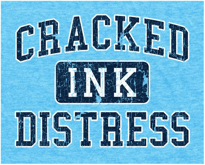 8 Photoshop Cracked Ink Distress Brushes